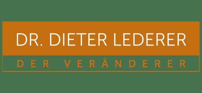 Dr. Dieter Lederer